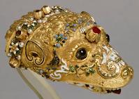 Italian Martin Head, The Walters Art Museum