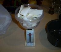 parchment scraps